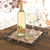 Cork Collector Trivet Kit - Just add your own corks!