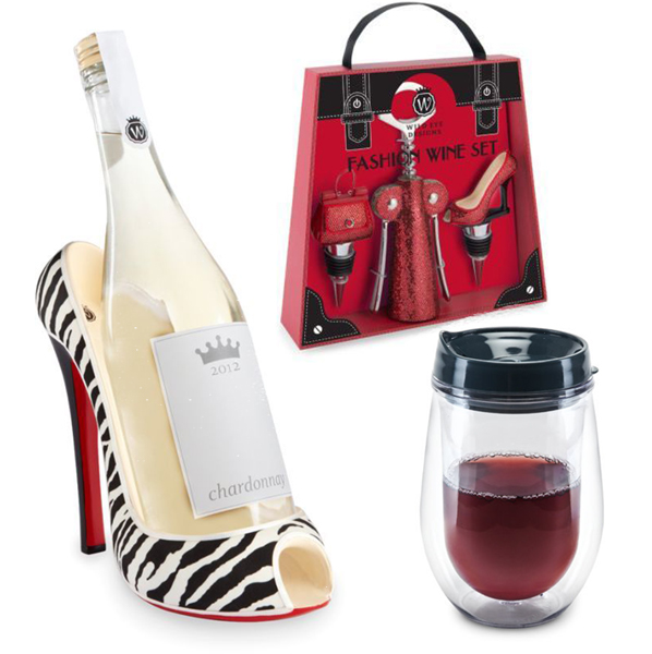 Fashionista Wine Gift Set
