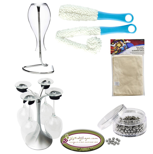 Mega Wine Accessory Cleaning Kit