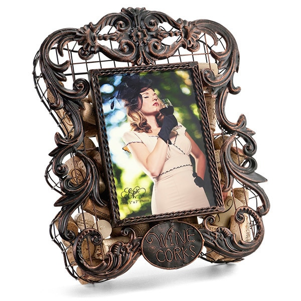 Cork Picture Frame Wine Accessories Views News