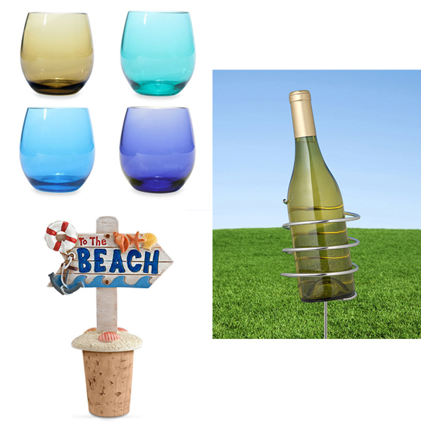 To The Beach Wine Gift Set
